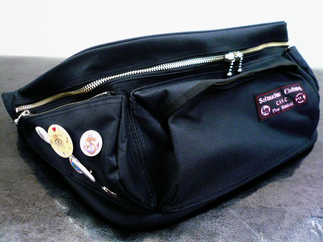 SOFTMACHINE SMAGGLER BAG