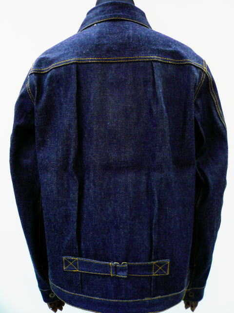 GANGSTERVILLE G.V.DENIM JKT-NO WASH
