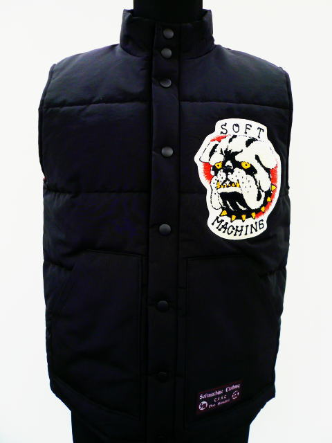 SOFTMACHINE DOGGIE VEST