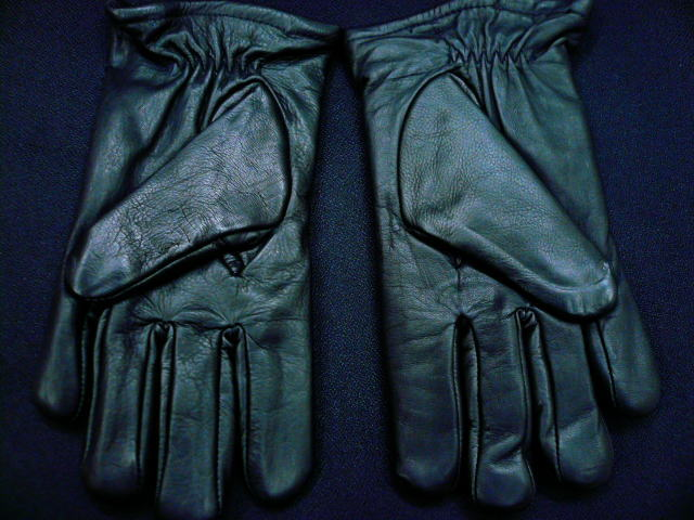 INTERFACE LEATHER GLOVE