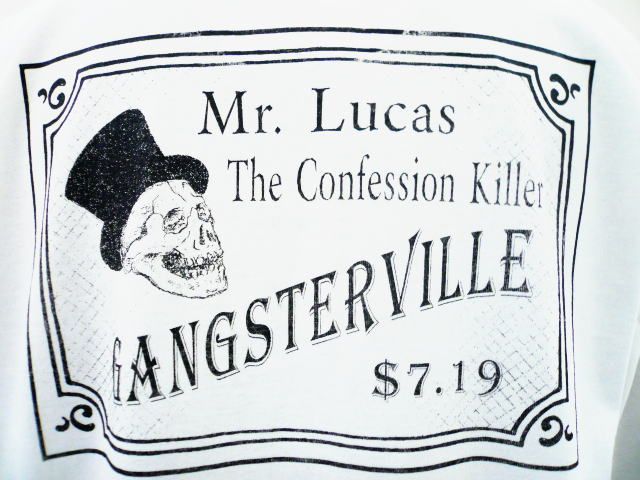 GANGSTERVILLE Mr.Lucas