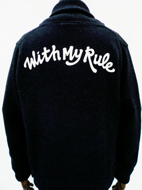 SOFTMACHINE WITH MY RULE SWEATER
