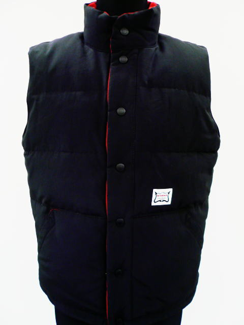 INTERFACE REVERSIBLE DOWN VEST