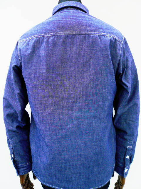 INTERFACE QUILTING CHAMBRAY SH