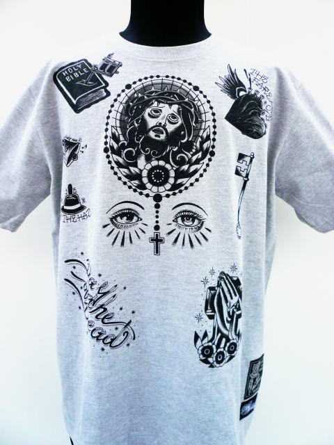 SOFTMACHINE×DAY OF THE DEAD 5TH ANNIVERSARY RELIGION-T