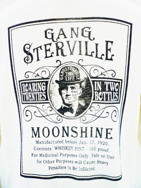 GANGSTERVILLE MOONSHINE