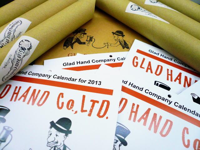 2013 GLADHAND CALENDAR