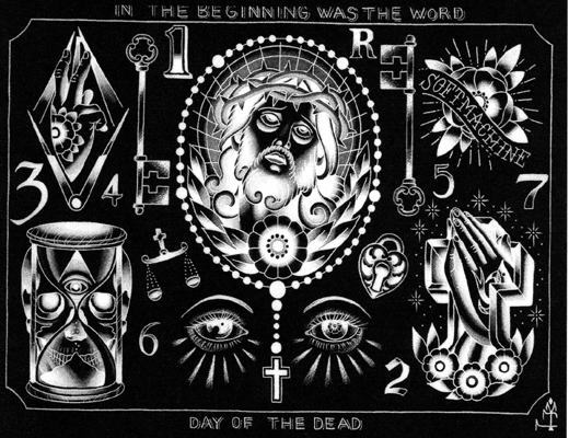 SOFTMACHINE×DAY OF THE DEAD 5TH