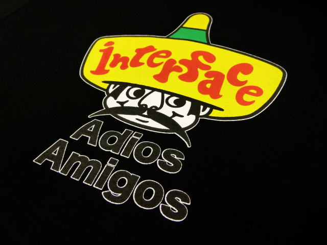 INTERFACE ADIOS AMIGOS TEE