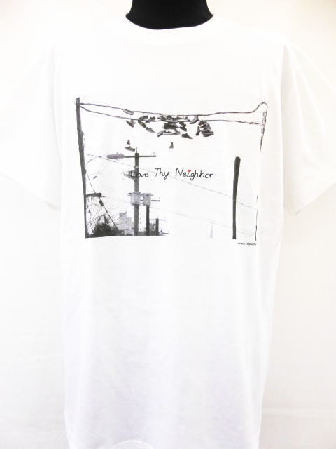 INTERFACE Love Thy Neighbor TEE
