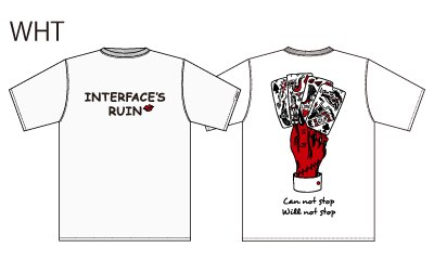 INTERFACE C×T×M RUIN TEE