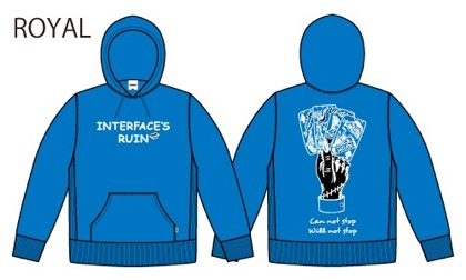 INTERFACE C×T×M RUIN PULLOVER PARKA