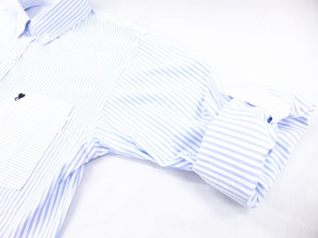 INTERFACE CRAZY STRIPE ROLL UP SH