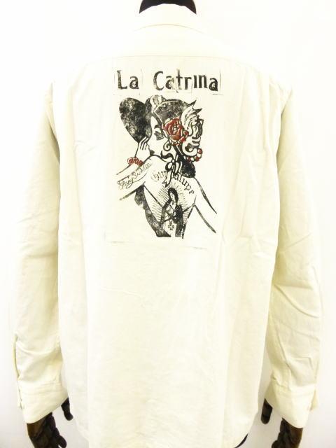 GANGSTERVIILE La Catrina SHIRTS