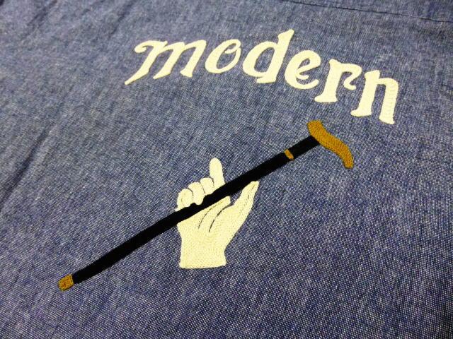 GANGSTERVIILE modern