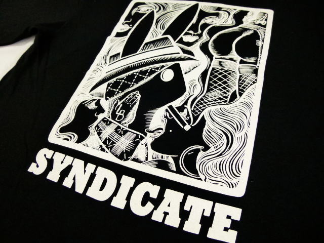 SYNDICATE BARBER SHOP BUNNY-T