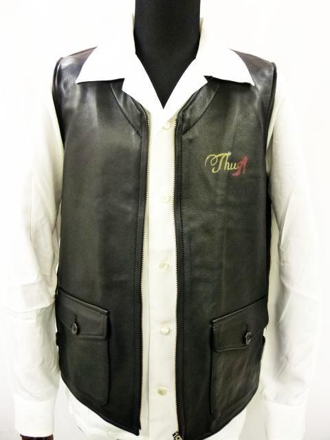 GANGSTERVILLE G.V.Leather VEST