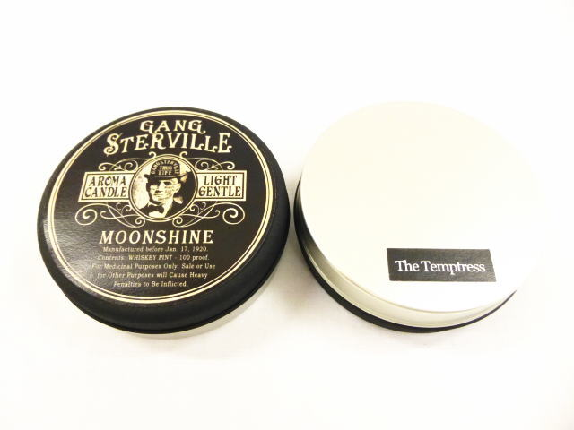 GANGSTERVILLE MOON SHINE CANDLE The Temptress