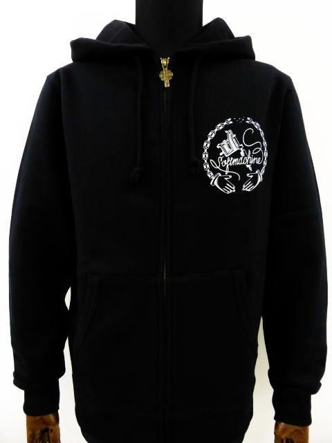 SOFTMACHINE CHAINED HOODED