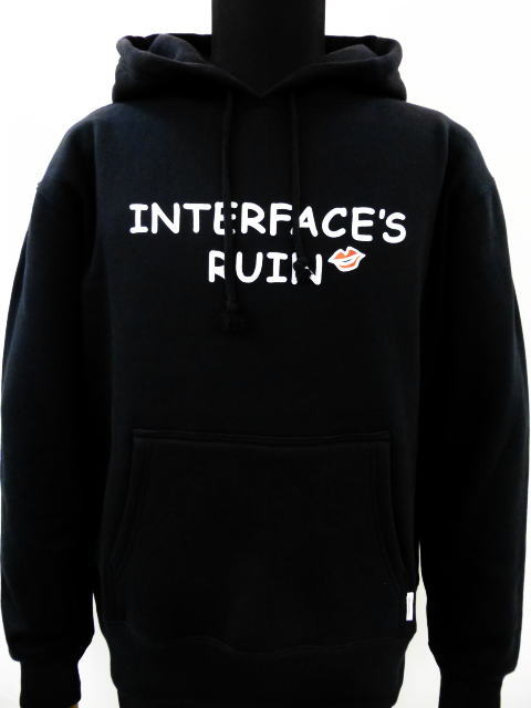 INTERFACE C×T×M RUIN PULL OVER PARKA