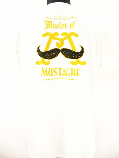 MASTER OF MUSTACHE BACK LOGO-T