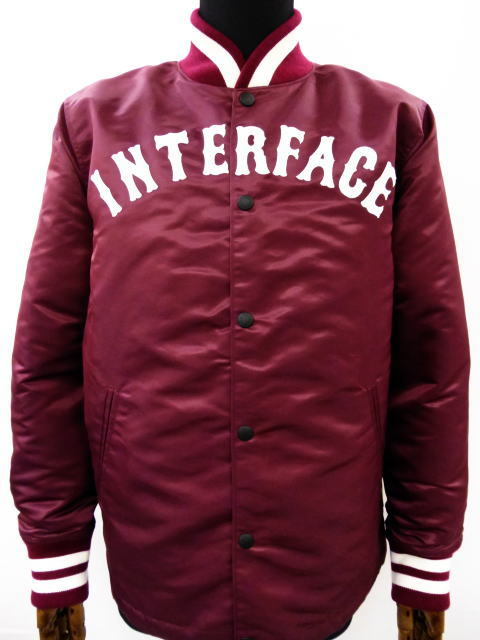 INTERFACE VARSITY JACKET