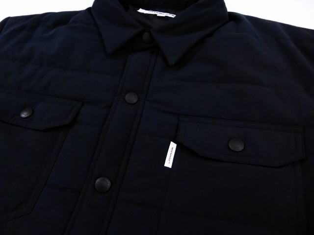 INTERFACE QUILTING SHIRTS JACKET