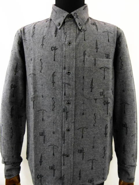SOFTMACHINE WEAPONS FLANNEL