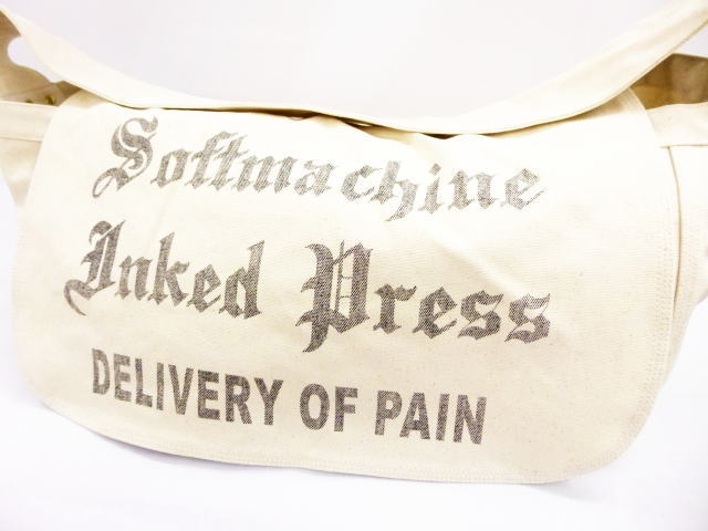 SOFTMACHINE INKED PRESS