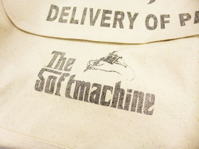 SOFTMACHINE INKED PRESS