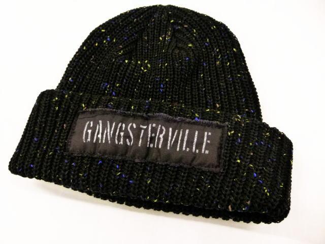 GANGSTERVILLE G.V.KNIT CAP