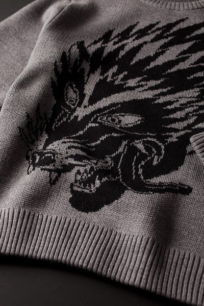 SOFTMACHINE HOWL SWEATER