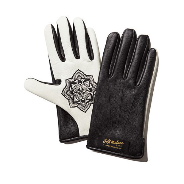 SOFTMACHINE GEOMETRIC GLOVE