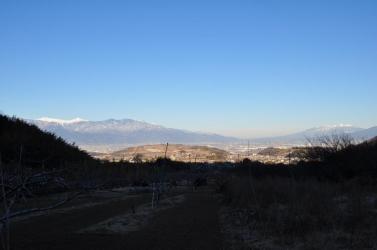 南アルプス&八ヶ岳