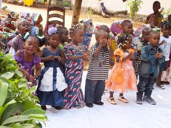 幼稚園児の歌