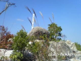 カガラ山山頂