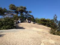 駒ヶ林 大岩