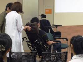 車椅子の基礎4