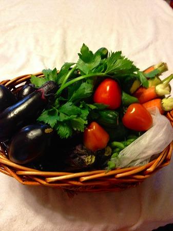 縮小版野菜