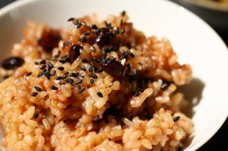 酵素玄米ご飯
