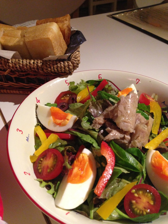 cdc salad