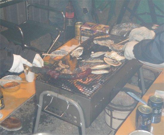 ガレージ焼き肉シリーズ201408