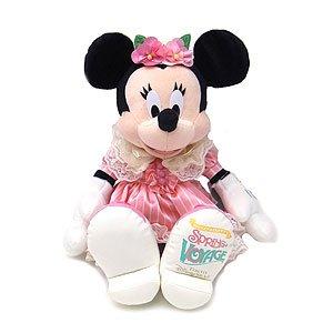 ミニースプリングヴォヤッジディズニー 東京ディズニーシー限定 コスチューム付き ぬいぐるみ 01237
