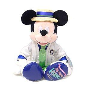 ミッキースプリングヴォヤッジディズニー 東京ディズニーシー限定 コスチューム付き ぬいぐるみ 01220