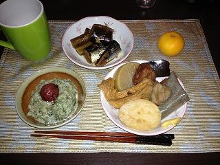 20121027-晩飯