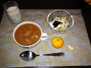 20121027-朝飯