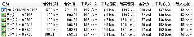 2012y10m28d_第440回月例川崎マラソン5km