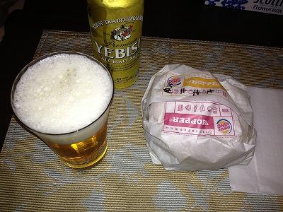 20121125-32thつくば-晩飯