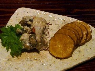 ハタハタ寿司とがっこ