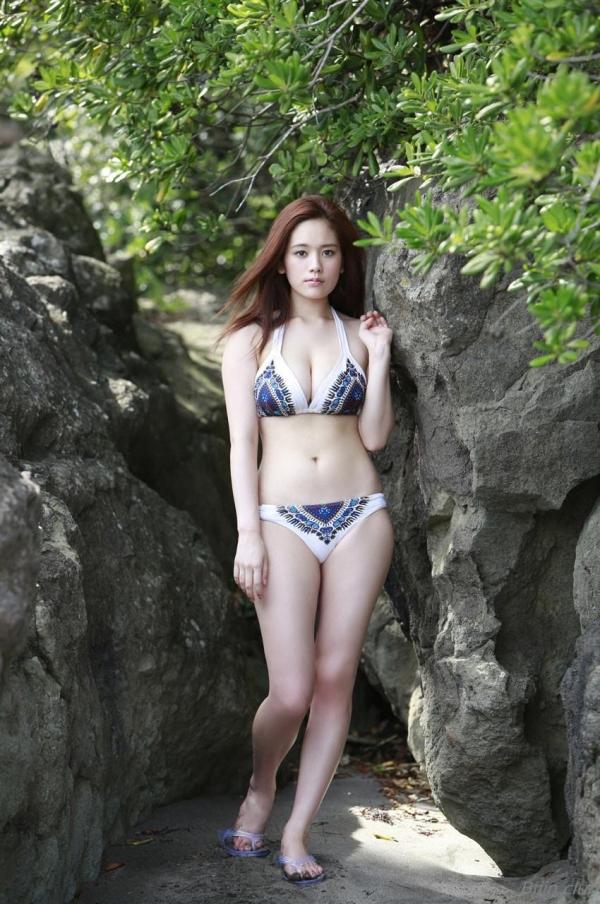 グラビアアイドル 筧美和子(かけいみわこ)美白の巨乳が眩しい水着エロ画像60枚 アイコラ ヌード おっぱい お尻 エロ画像011a.jpg